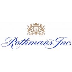 Sticker Rothmans lettrine