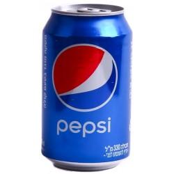 Sticker boisson canette Pepsi