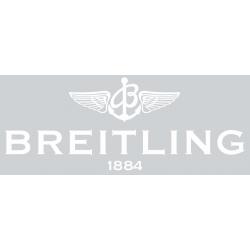Sticker Breitling blanc (logo seul)