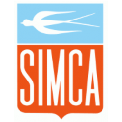 Sticker Simca