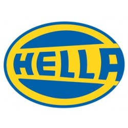 Sticker Hella logo