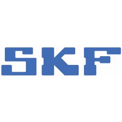 Sticker SKF bleu