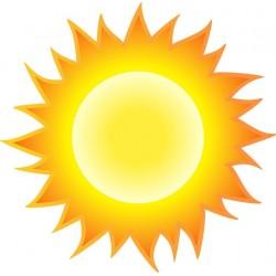 Sticker Soleil