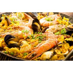 Sticker paella