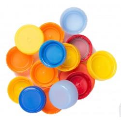 Sticker recyclage bouchon