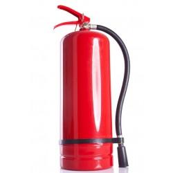 Sticker extincteur rouge
