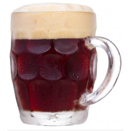 Sticker chope de bière blonde