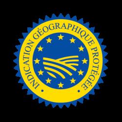 Sticker IGP Indication Géographique Protégée