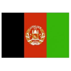 Sticker drapeau Afghanistan