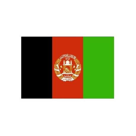 Sticker - Drapeau Afghanistan REFG840