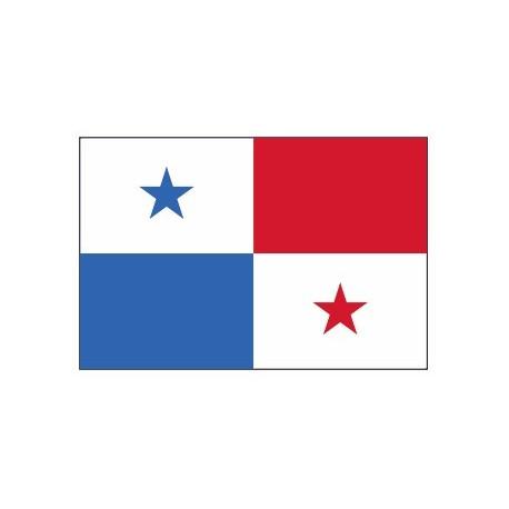 Sticker - Drapeau Panama REFG854