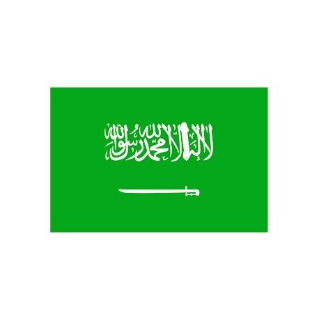 Sticker - Drapeau Arabie Saoudite REFG918