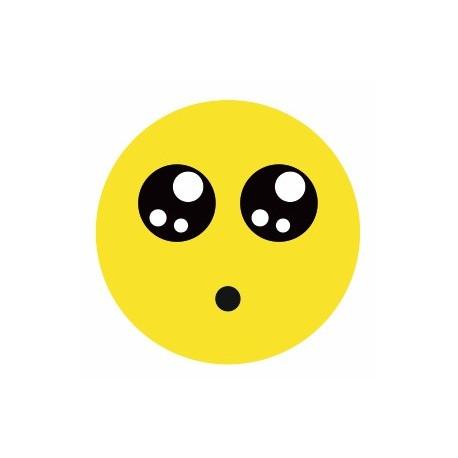Sticker - Smile triste REFG107