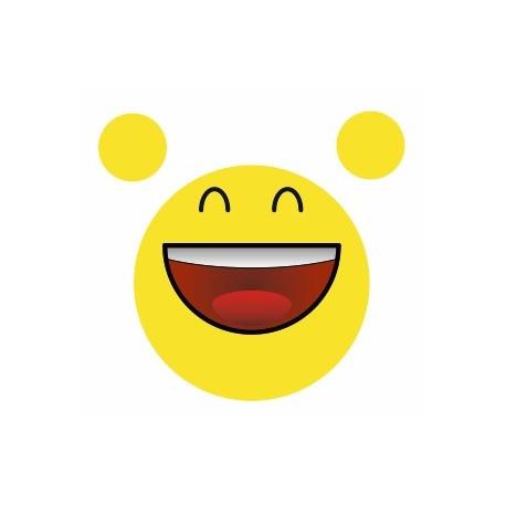 Sticker - Smile joyeux REFG116