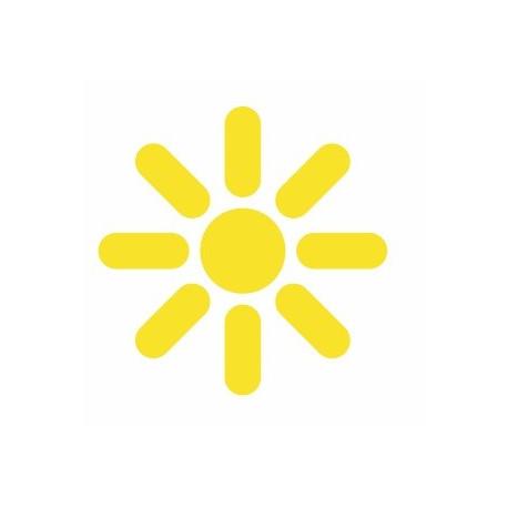 Sticker - Soleil REFH071