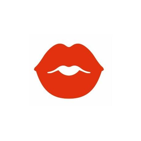 Sticker - Bouche lèvre REFH073