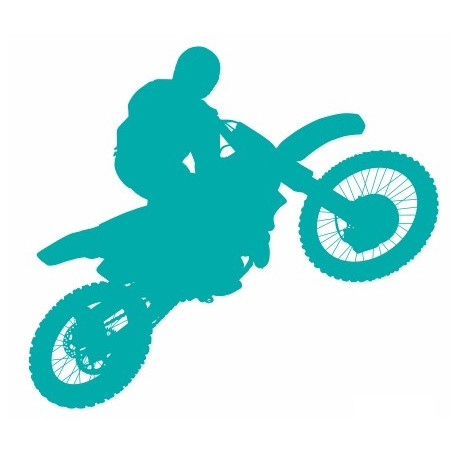 Sticker - Moto Cross REFH275