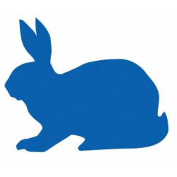Sticker - Lapin REFG402