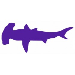 Sticker - Requin marteau REFG318