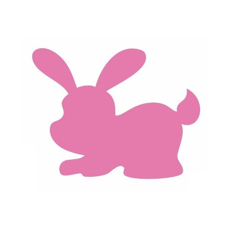 Sticker - Lapin REFH174
