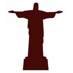 Sticker Statut jésus - Rio Janeiro Brésil