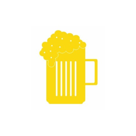 Sticker - Bière REFH372