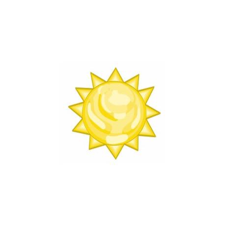 Sticker - Soleil planète (REFH670