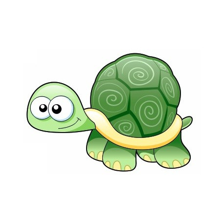 Sticker - Tortue (REFH830