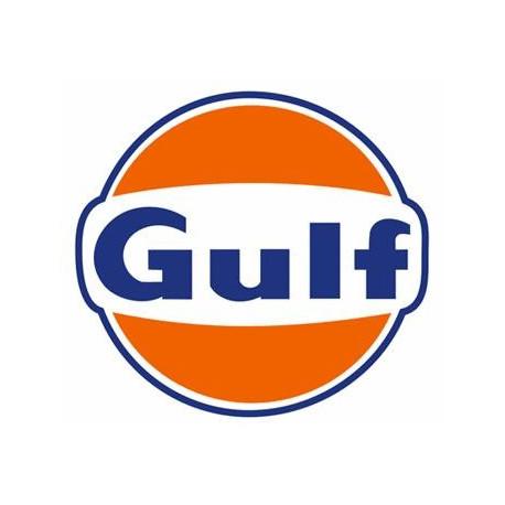 Sticker - Gulf orange (REFG711)