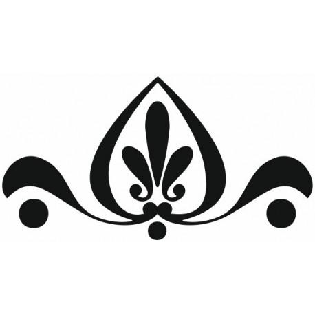 Sticker - Ornement déco (R3014-08)