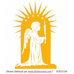 Sticker - Ange gardien Noël (R3072-09)