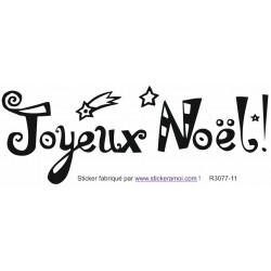 Sticker - Joyeux Noël (R3077-11)