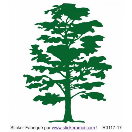 Sticker - Arbre déco (R3117-17)