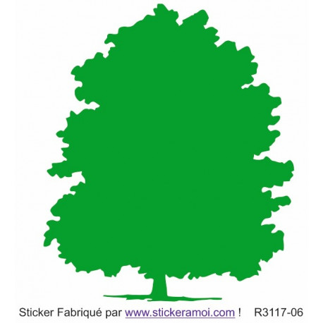 Sticker - Arbre déco (R3117-06)