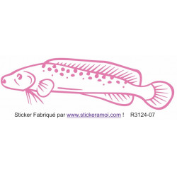 Sticker - Poisson (R3124-07)