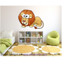 Sticker - Lion (REFH744)