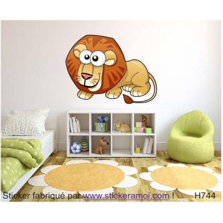 Sticker - Lion (REFH744)