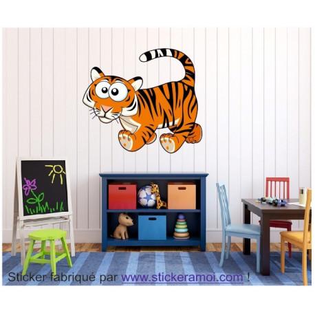 Sticker - Tigre (REFH751)