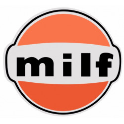 Sticker Gulf Milf