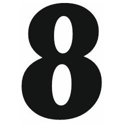 Chiffre 8 (REFM058)