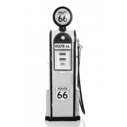 Sticker Pompe essence route 66