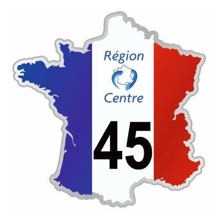 Sticker département 01 Ain