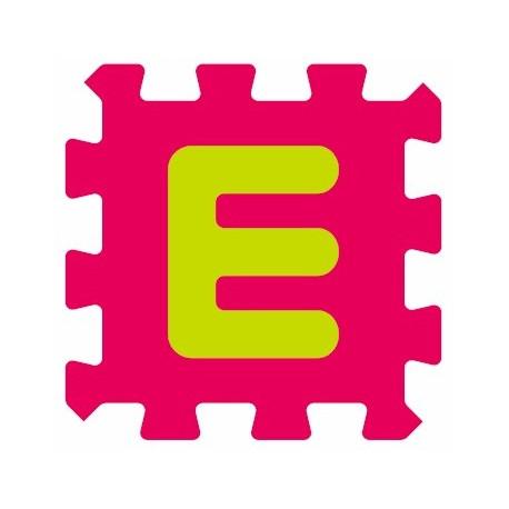Sticker alphabet lettre E