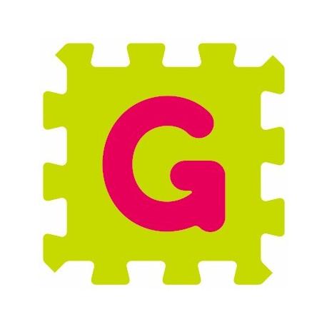 Sticker alphabet lettre G