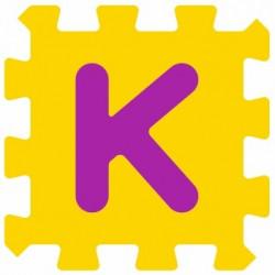 Sticker alphabet lettre K
