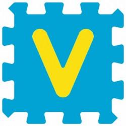 Sticker lettre V