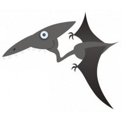Sticker mural Dinosaure volant