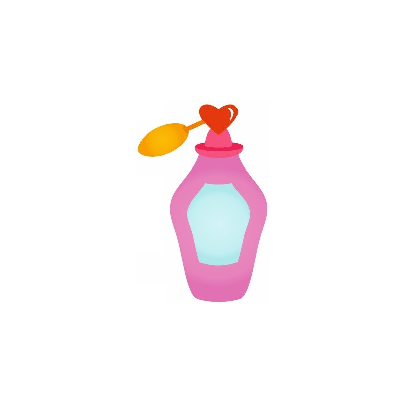 Sticker parfum de princesse univers princesse chambre for Parfum de chambre