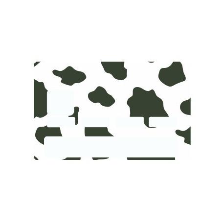 Sticker carte bancaire Tâches de vache