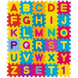 Sticker alphabet chiffre 1 un